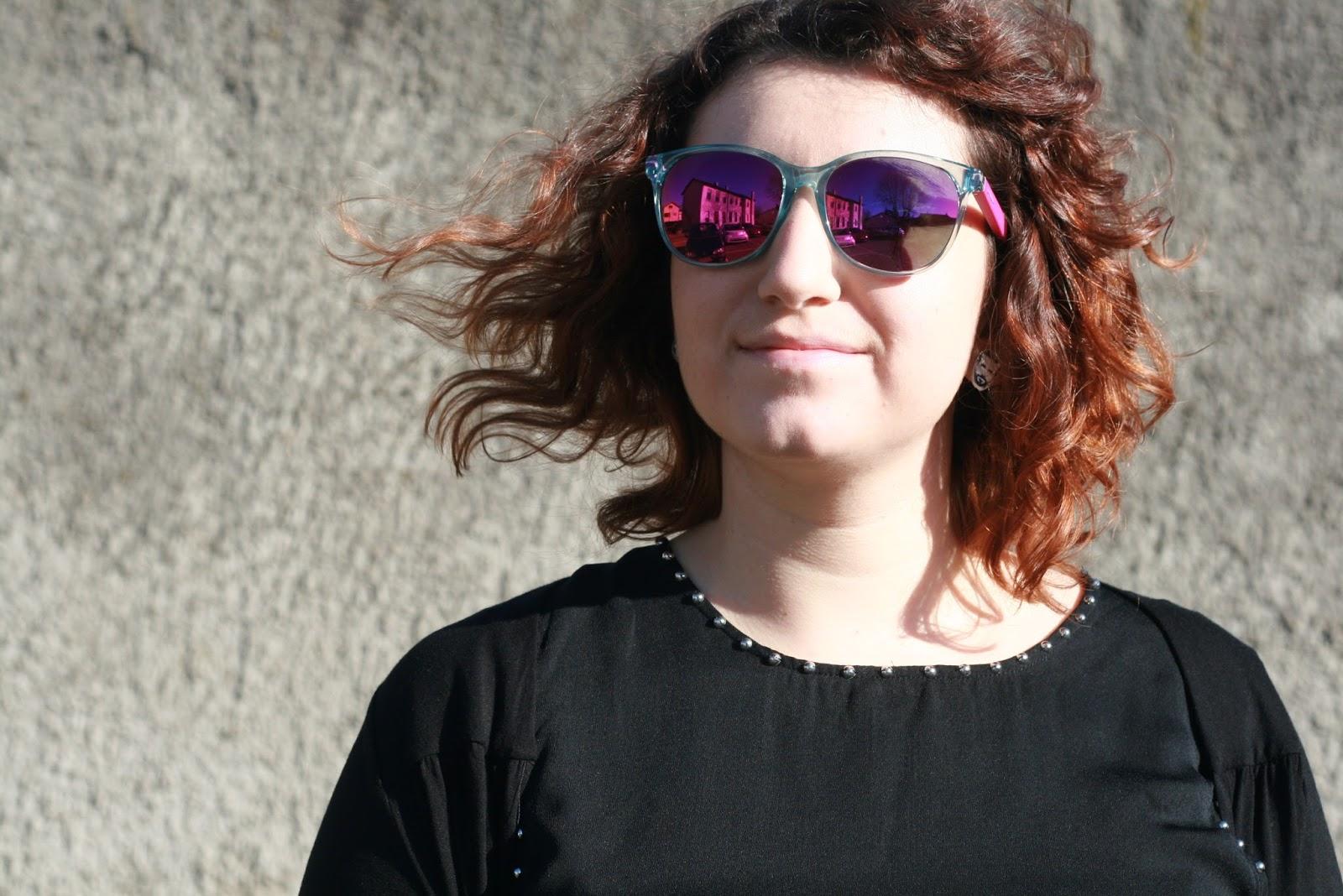 Une belle paire de lunettes solaires