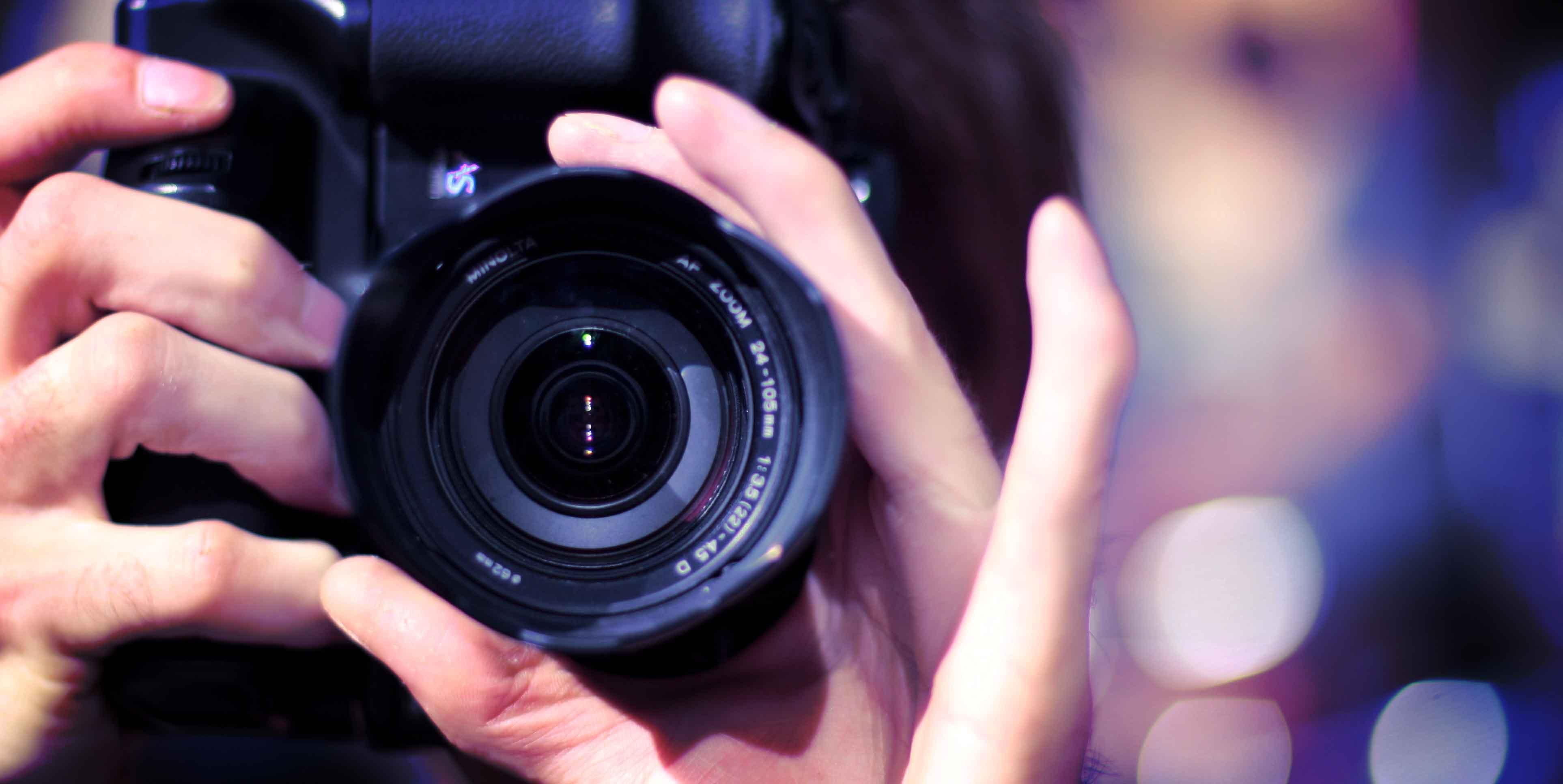 BTS photographie : les différents aspects